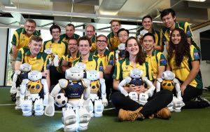 RoboCupSoccer SPL Team 2017
